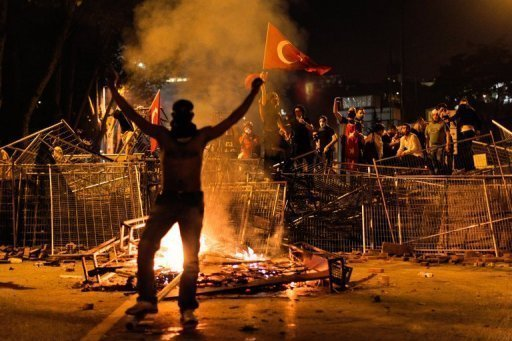 Istanbul-riots
