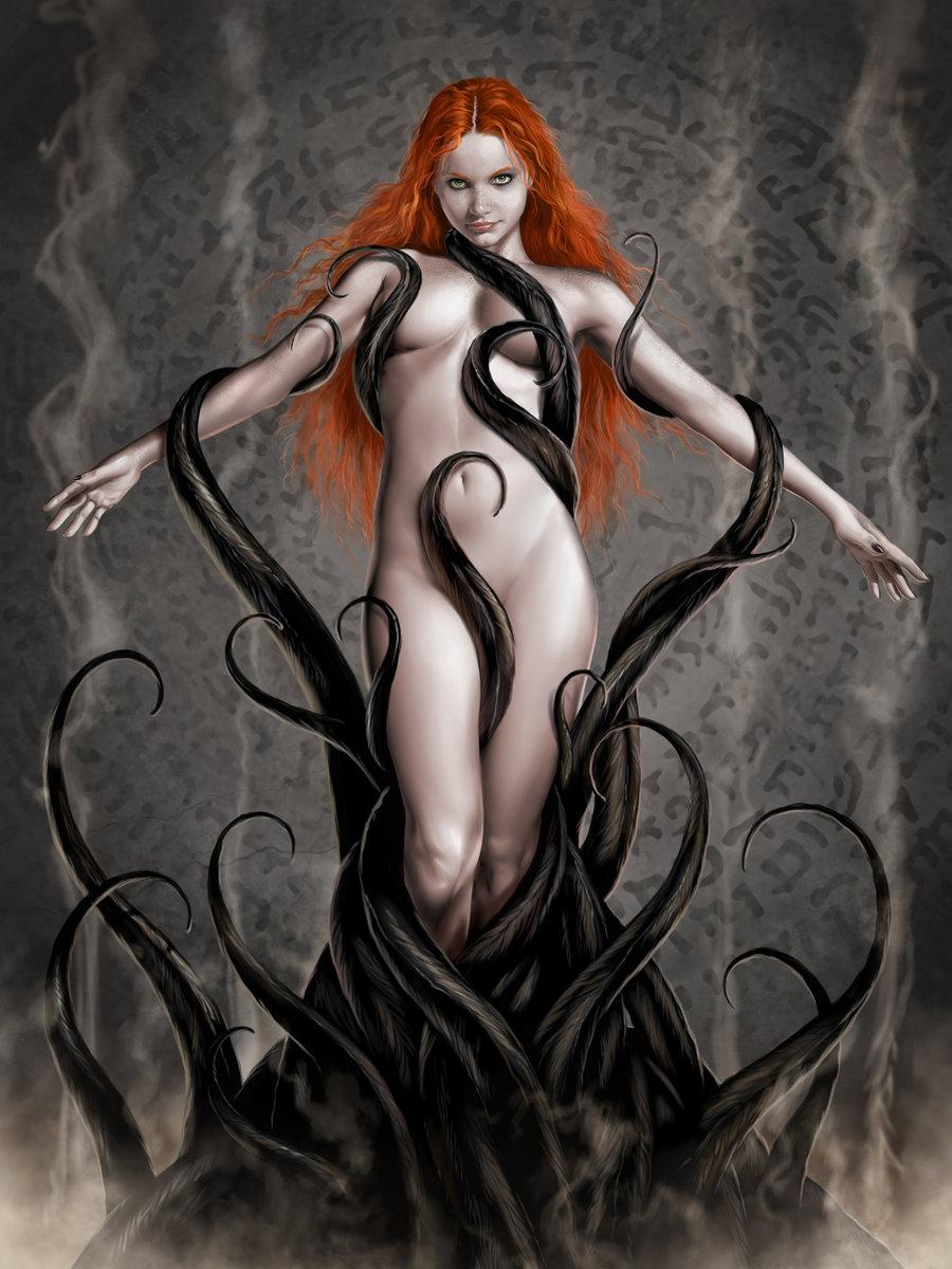 Lilith by Isra2007