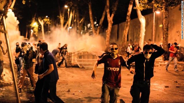 turkey riotstwo